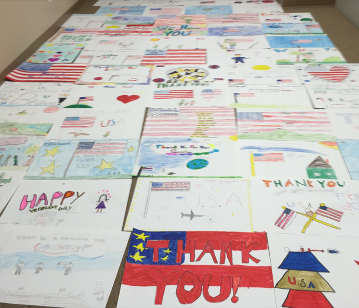 Posters to Honor Service Men and Women