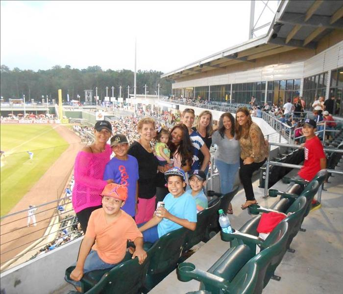 Community SERVPRO of Southern & Eastern Rockland County and Friends at Rockland Boulders