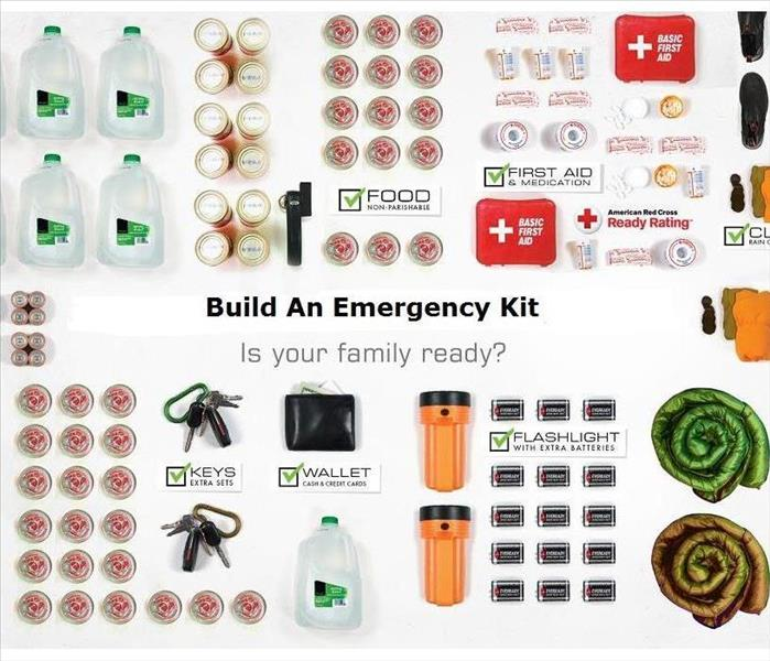 Storm Damage Build An Emergency Kit
